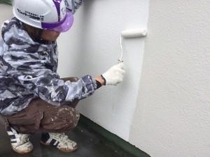 兵庫県南あわじ市O様邸 外壁塗装