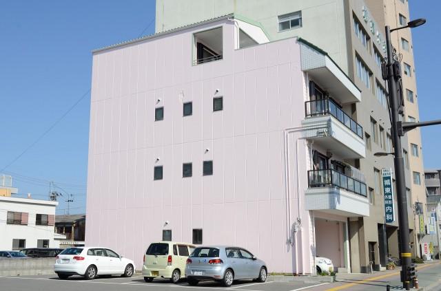 ALC塗装はファインシリコン塗装☆ 徳島県徳島市
