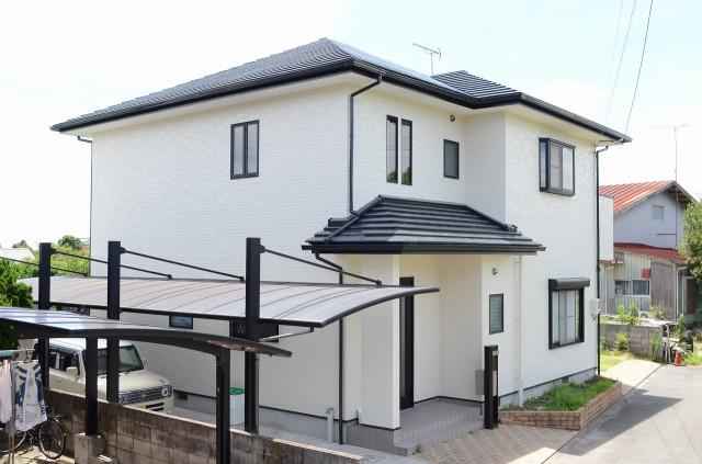 徳島県 阿南市 羽ノ浦町 外壁塗装 屋根塗装 T様邸