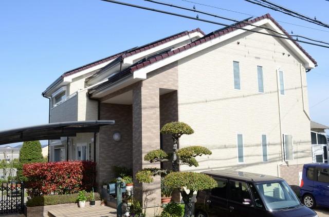 徳島県 徳島市 外壁サイディング貼り替え 屋根塗装
