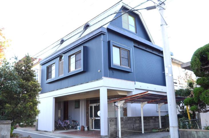 徳島市 S様邸 外壁・屋根塗装事例
