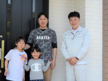 徳島県阿南市で外壁塗装を行わせて頂きました川田様の声
