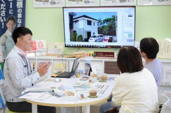 徳島市 カラーシミュレーション 中山コーティング