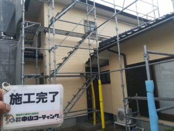 板野郡藍住町 外壁 塗装