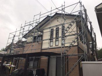 徳島市 外壁屋根塗替え 無機プラン