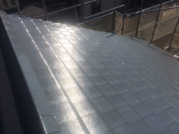 徳島市 屋根塗装 中山コーティング