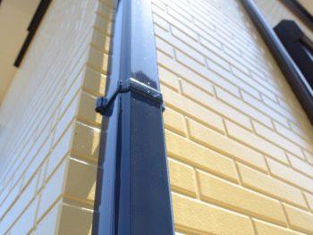 阿南市 羽ノ浦町 外壁塗装 中山コーティング 雨樋 キレイ