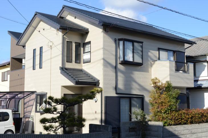 徳島県板野郡北島町 屋根外壁塗装 G様邸