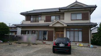 ダイヤカレイド 外壁塗装 徳島県阿南市