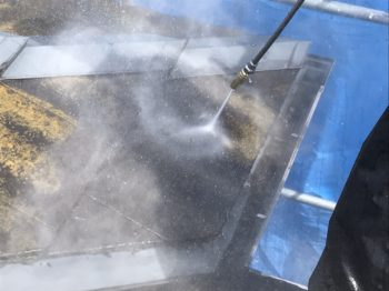 屋根モニエル瓦 塗り替え 徳島