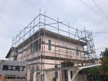 阿南市塗装 外壁屋根塗り替え