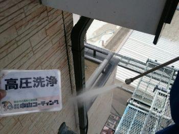 徳島県 石井町 外壁塗装 中山コーティング 雨樋