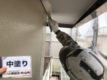 中山コーティング 阿南市 軒天井 屋根塗装 外壁塗装