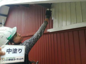 徳島県 外壁 藍住町 外壁塗装 中山コーティング