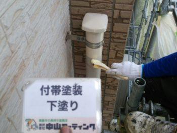 徳島県 石井町 雨樋 外壁塗装 中山コーティング