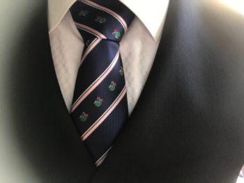 すだち君ネクタイ