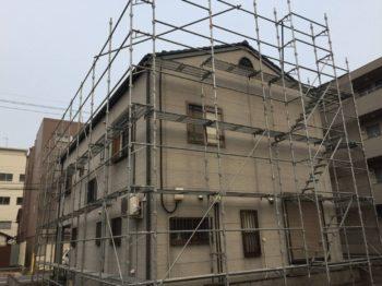 徳島市 外壁屋根塗り替え