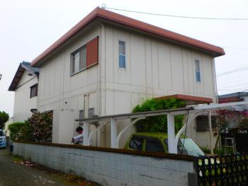 中山コーティング 阿南市 屋根塗装 外壁塗装