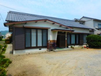 徳島県 藍住町 外壁塗装 中山コーティング