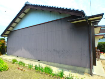 中山コーティング 徳島県 藍住町 外壁塗装