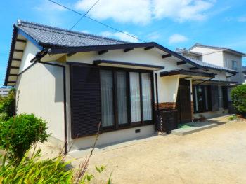 外壁屋根塗装 徳島県板野郡藍住町H様邸