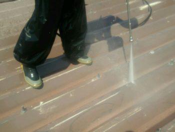 中山コーティング 阿南市 屋根塗装 外壁塗装 洗浄
