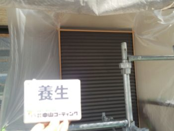 徳島県 鉄部塗装 石井町 外壁塗装 中山コーティング