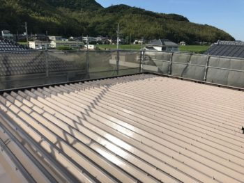 (株)中山コーティング 阿南市 外壁塗装 屋根塗装 施工後