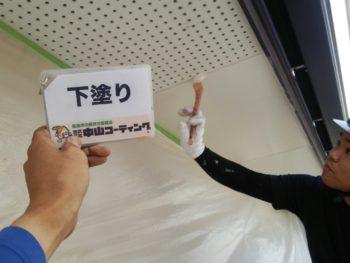 石井町 外壁塗装 徳島県 株式会社中山コーティング