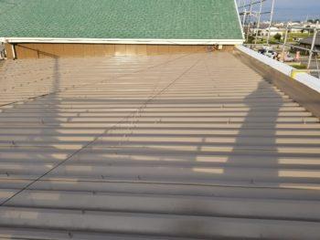 板野郡藍住 屋根塗装外壁塗装 きよしげ様