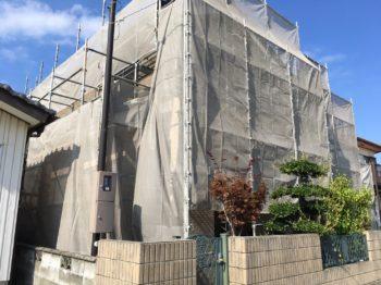 鳴門市 外壁塗装 H様邸