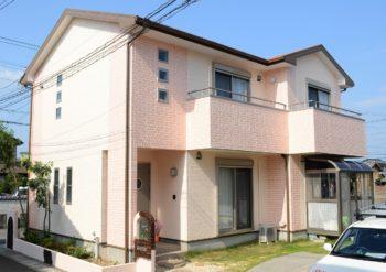 徳島藍住 外壁塗装 屋根塗装 完工