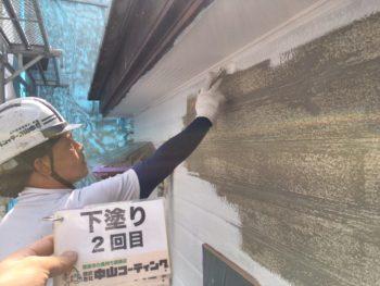 海陽町宍喰 屋根外壁塗装 E様邸
