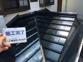 海陽町宍喰 屋根塗装 外壁塗装 板金工事 E様邸