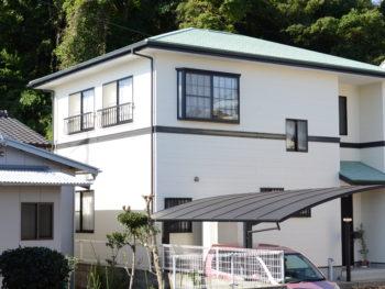 鳴門市 屋根塗装・外壁塗装 M様