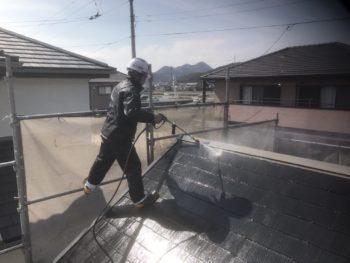 屋根塗装 外壁塗装 中山コーティング 徳島 塗り替え