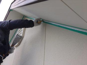 中山コーティング コーキング 外壁塗装 徳島 塗り替え
