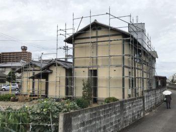 外壁塗装 徳島市 T様邸 パーフェクトセラミックトップG