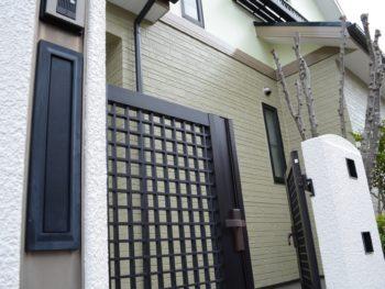 徳島 外壁塗装 中山コーティング 塗り分け 屋根塗装