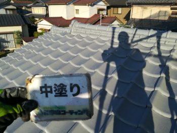 徳島市 外壁やね塗替え A様邸  玄関ポーチ大工工事