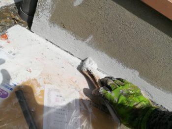 基礎塗装 阿南市 M様邸 基礎用塗料 ベースガード
