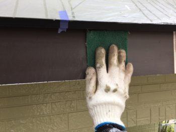 徳島 外壁塗装 塗り分け 外装 中山コーティング