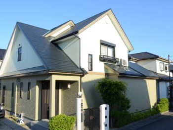 徳島県阿南市 外壁塗装 屋根塗装  N様