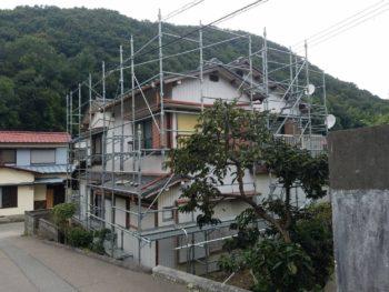 鳴門市 屋根外壁塗装 H様邸