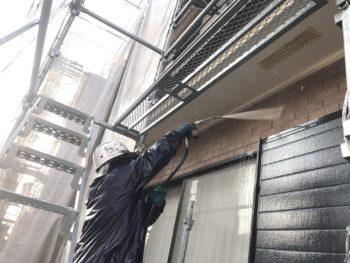 外壁塗装 外装リフォーム 中山コーティング ガイソーパワークリーナー 徳島