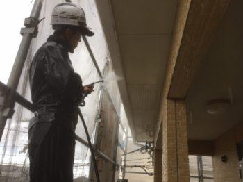徳島県板野郡藍住町アパート/マンション塗装 ハイツクラージュ様