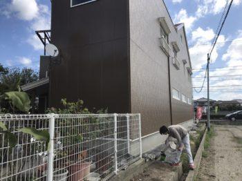 板野郡藍住町 塗装リフォーム キヨシゲ様