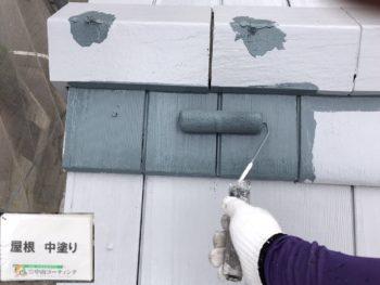 無機 屋根塗装 徳島 塗装 中山コーティング