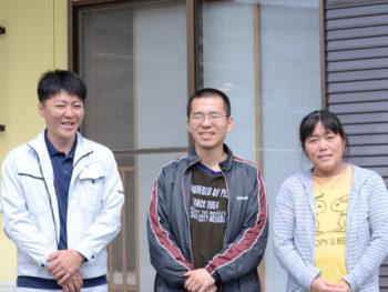 徳島県鳴門市にて外壁塗装を施工させて頂きました三好様の声