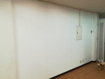 徳島市 クロス張替え 英会話スクール様